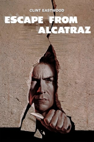 movie poster for Escape From Alcatraz