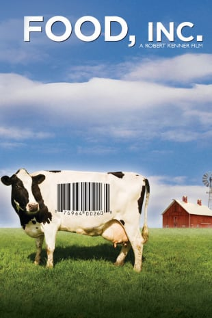 movie poster for Food, Inc.