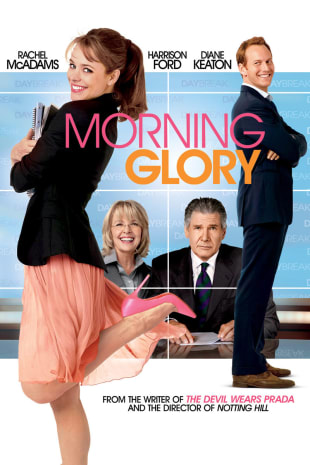 movie poster for Morning Glory
