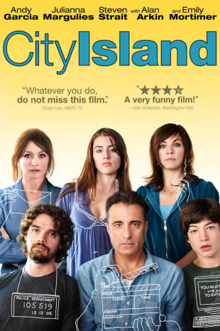 movie poster for City Island