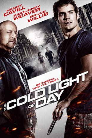 movie poster for The Cold Light Of Day