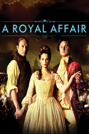 movie poster for A Royal Affair