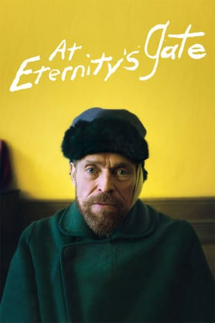 movie poster for At Eternity's Gate