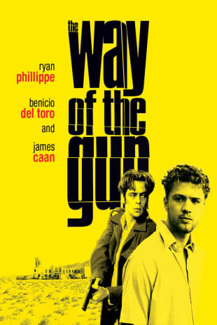 movie poster for The Way Of The Gun