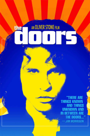 movie poster for The Doors (1991)