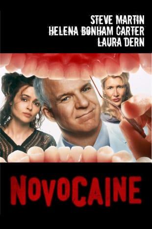 movie poster for Novocaine