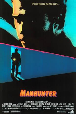 movie poster for Manhunter