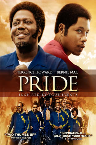 movie poster for Pride