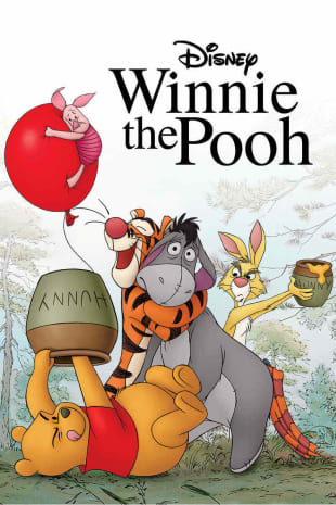 movie poster for Winnie The Pooh