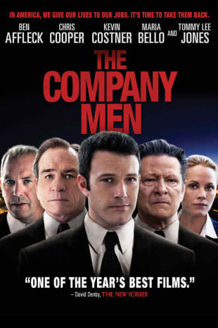 movie poster for The Company Men