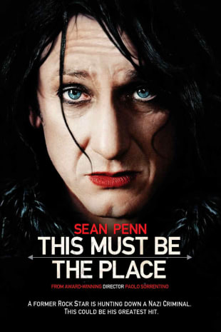 movie poster for This Must Be The Place