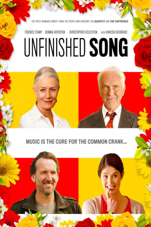 movie poster for Unfinished Song