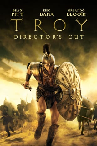 movie poster for Troy (Director's Cut)