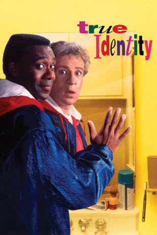 movie poster for True Identity