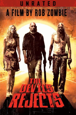 movie poster for The Devil's Rejects