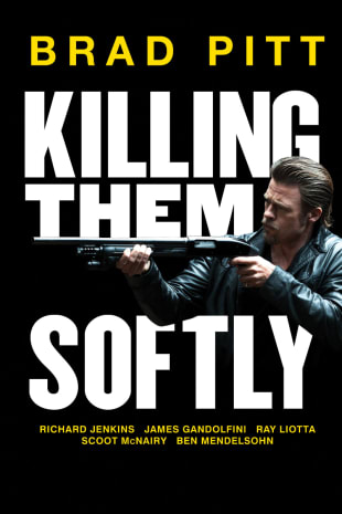 movie poster for Killing Them Softly