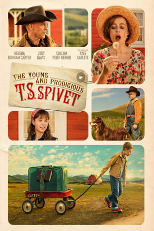 movie poster for The Young And Prodigious T.S. Spivet