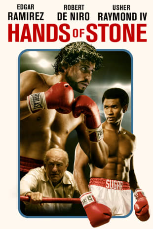 movie poster for Hands Of Stone