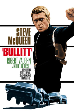 movie poster for Bullitt