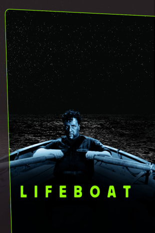 movie poster for Lifeboat (1944)