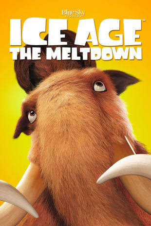 movie poster for Ice Age: The Meltdown