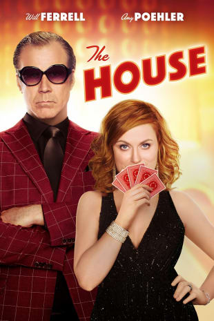 movie poster for The House