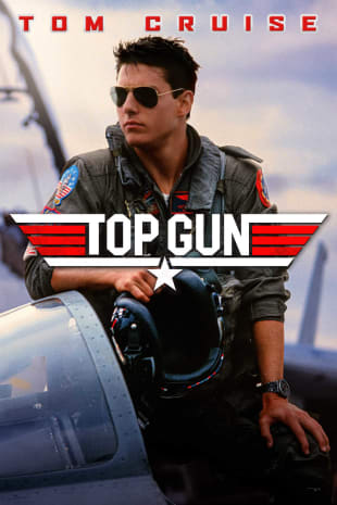 movie poster for Top Gun (1986)
