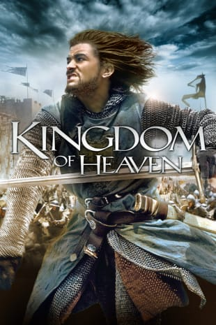 movie poster for Kingdom Of Heaven