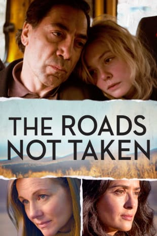 movie poster for The Roads Not Taken