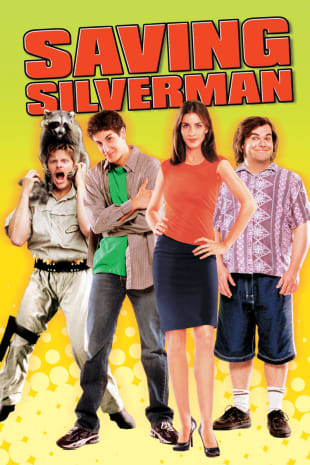 movie poster for Saving Silverman