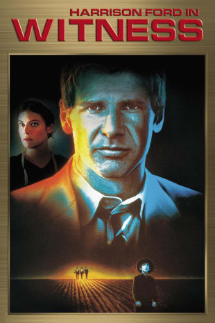 movie poster for Witness (1985)