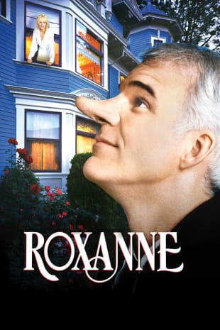 movie poster for Roxanne