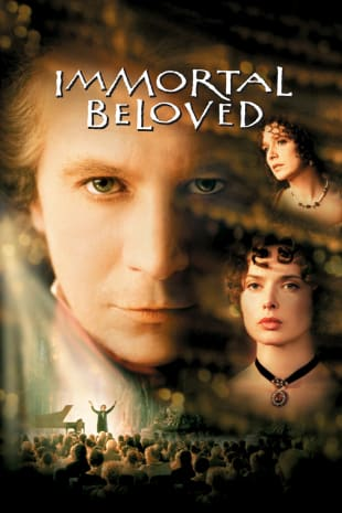 movie poster for Immortal Beloved