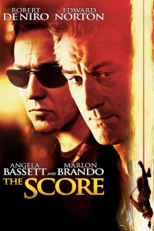 movie poster for The Score