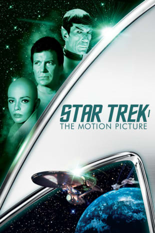 movie poster for Star Trek: The Motion Picture