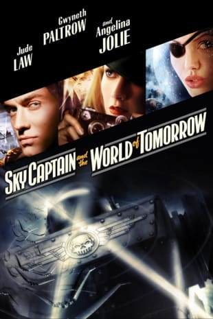 movie poster for Sky Captain And The World Of Tomorrow