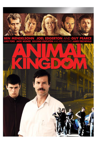 movie poster for Animal Kingdom