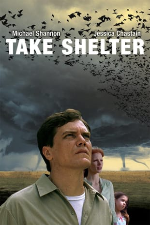 movie poster for Take Shelter
