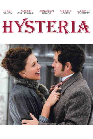 movie poster for Hysteria (2011)