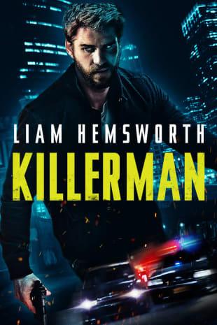 movie poster for Killerman