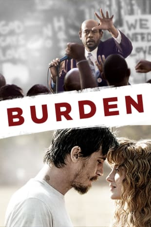 movie poster for Burden