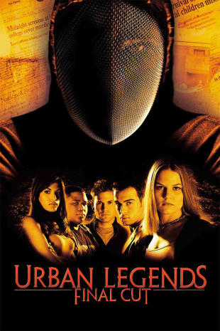 movie poster for Urban Legends: Final Cut