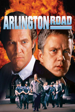 movie poster for Arlington Road