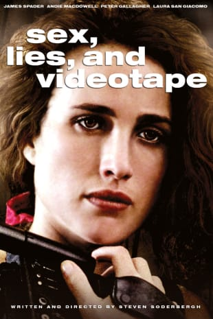 movie poster for Sex, Lies and Videotape