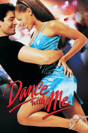 movie poster for Dance With Me