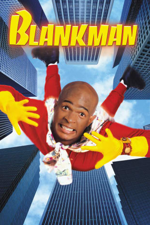 movie poster for Blankman