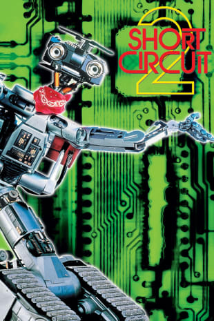 movie poster for Short Circuit II