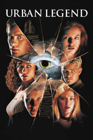 movie poster for Urban Legend (1998)