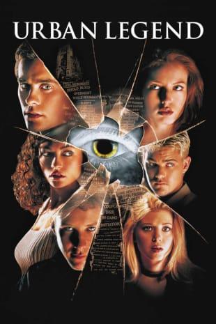 movie poster for Urban Legend (1998)