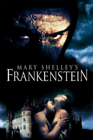 movie poster for Mary Shelley's Frankenstein